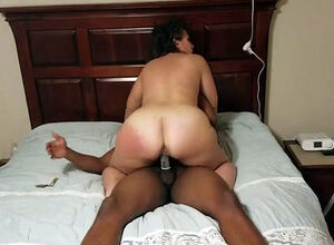 Cheating wife with big black cock