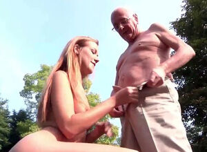 Hd older 4some porn