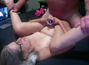 Hot milf ass fucked